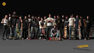 Ea Skate Soundtrack / The Falcon - Blackout
