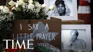 Aretha Franklin's Funeral Service: Remembering The Queen Of Soul's Beautiful Life | LIVE | TIME