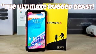 Ulefone Armor 6 Unboxing & Review