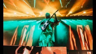 """ROB ZOMBIE- """"School's Out"""" & """"Helter Skelter"""" Featuring- MARILYN MANSON/NIKKI SIXX @ The Forum, CA"""