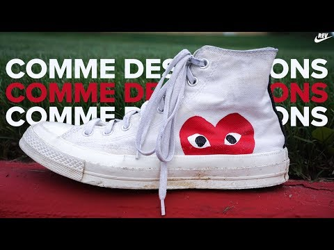 db651d51efc Reasons To Cop  CDG Converse - Youtube Download