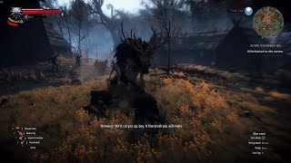 The Witcher 3 Wild Hunt Gameplay part 24 Modded PL and ENG subtitles