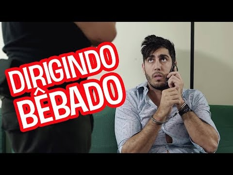 Dirigindo Bêbado - DESCONFINADOS (Erros no Final)