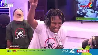 LIVE: KIKOSI KAZI KAZINI KWENYE XXL YA CLOUDS FM  | WAZUNGUMZIA TOFAUTI ZAO NA WEUSI.