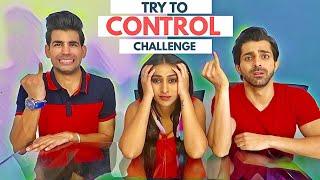 Try to Control Challenge | Rimorav Vlogs