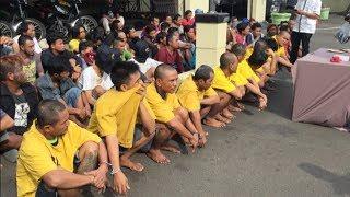 Kepolisian Berhasil Amankan 83 Pelaku Pungli pada Kendaraan Besar