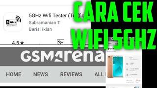 CARA CEK WIFI 5GHZ UNTUK FPV DRONE DENGAN 2 CARA MUDAH