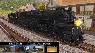 Trainz A New Era [ Trainz-FORGE com Add-On ] - UPRR FEF 3
