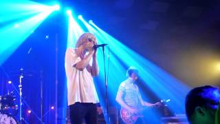 "The Charlatans ""Get On It"" live at Glasgow Barrowlands, Tellin Stories, June 9th 2012"