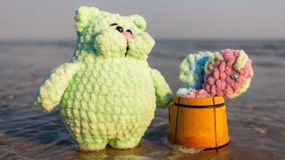 Crochet Tutorial Fat Cat