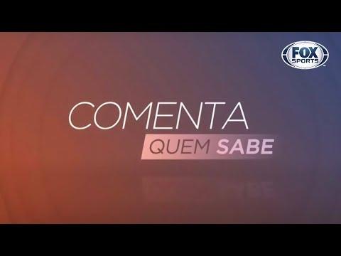 INTERNACIONAL DE COUDET, FLAMENGO DE JESUS, NEYMAR E MUITO MAIS! Comenta Quem Sabe 08/02/2020