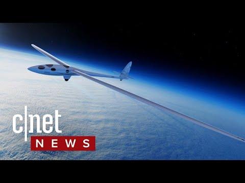 Perlan 2 Glider breaks world altitude record for gliders (CNET News)