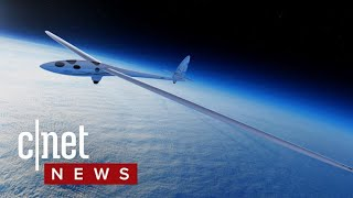 Perlan 2 Glider breaks world altitude record for gliders (CNET News)