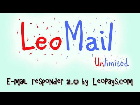 Основы работы с сервисом авторассылок E-mail LeoMail