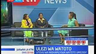 Jukwaa la KTN: Ulezi wa watoto