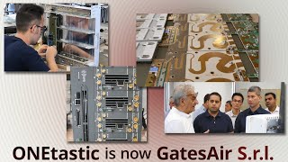 ONEtastic is now GatesAir S.r.l.