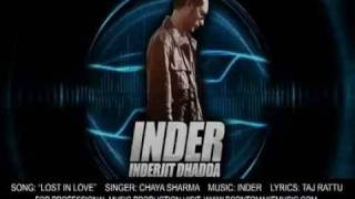 [SimplyBhangra.com] Inderjit Dhadda – Lost in Love (Valentine Special Promo)