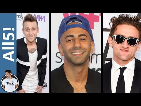 Top 5 Daily Vloggers On YouTube - 2016!