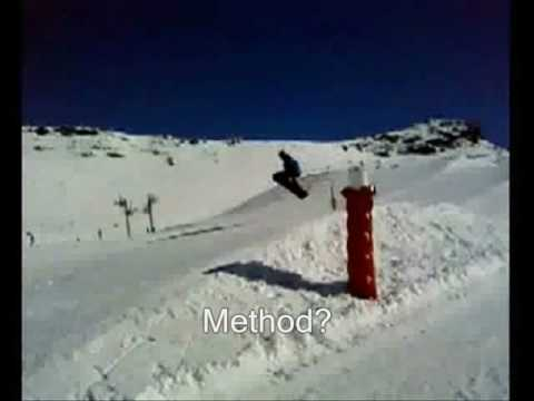 Snowboard video Tim Josten