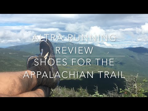 Altra Running Shoes Review – Hiking Footwear for the Appalachian Trail