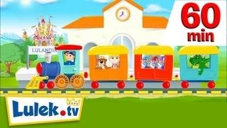 Jedzie pociąg NOWY TELEDYSK! I + więcej piosenek dla dzieci HD I 60 minut z Lulek.tv