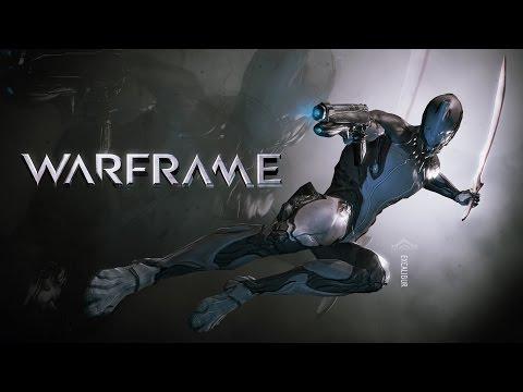 """Warframe Миссия """"Спасение"""" - Прохождение №3 [Full HD]"""