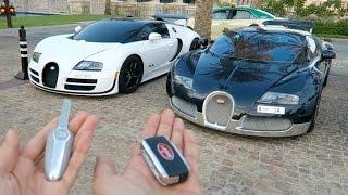 Racing in my Friends Bugatti !!!