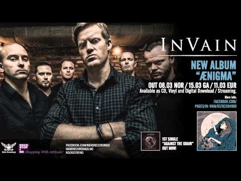 IN VAIN - AGAINST THE GRAIN (Official) online metal music video by IN VAIN