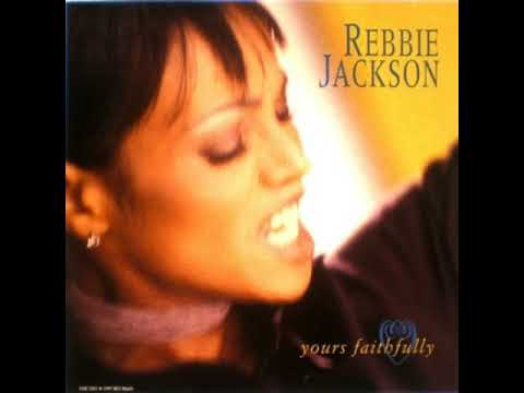 Rebbie Jackson Yours Faithfully (Max Silas Extended Version)