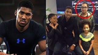 Unknown Surprising Facts About Anthony Joshua || Pastimers