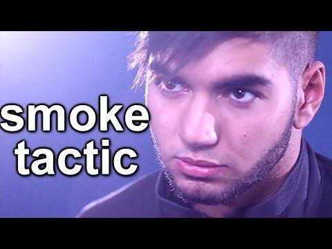 ScreaM Shows The Perfect Smoke