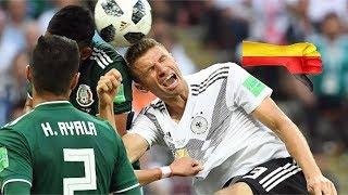 Аналитика Германия проиграла Мексике ЧМ-2018