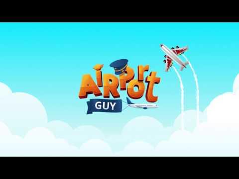 Vidéo Airport Guy Gérant d'aéroport