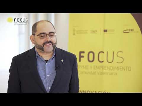 FOCUS Pyme Congreso Tech -Entrevista a Pau Ferrando, Diputación de Castellón[;;;][;;;]