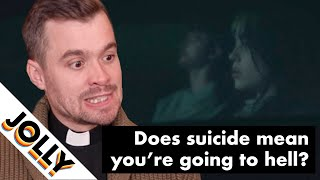 "British Priest Reacts to ""everything i wanted"" (BILLIE EILISH)"