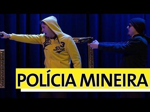 POLÍCIA MINEIRA (AO VIVO)