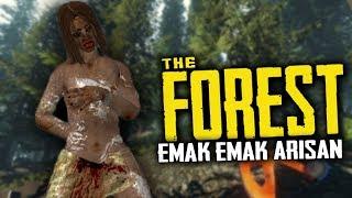 The Forest Indonesia - Ft VianoGaming - Emak-Emak NGAMOOOKK!!....