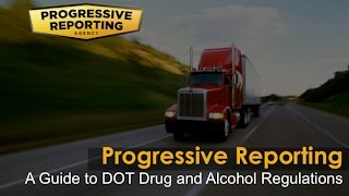Drug and Alcohol DOT Regulations