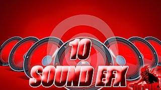 2017 DJ SOUND EFX