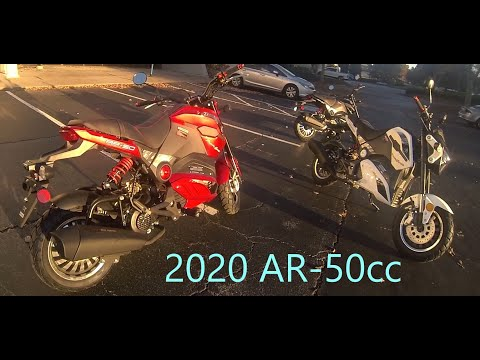 2020 Peace Sports  AR-50cc in Norcross, Georgia - Video 2
