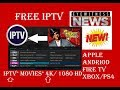 Video for iptv movies