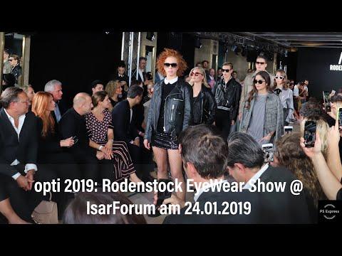 opti 2019: Rodenstock EyeWear Show @ IsarForum am 24.01.2019