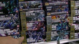 preview picture of video 'Gundam Boxes, Neo Plamo, P11'
