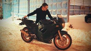 Купил мотоцикл чтобы разобрать его.