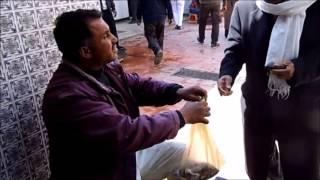 preview picture of video 'Tunesien 2014 Der Bazar von HOUMT SOUK'