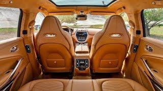 2020 Aston Martin DBX SUV - INTERIOR