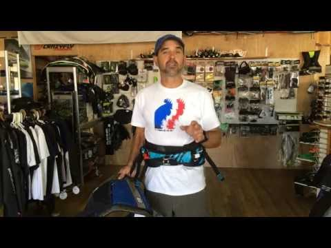 Kiteboarding: How to Fit a Waist Harness Properly