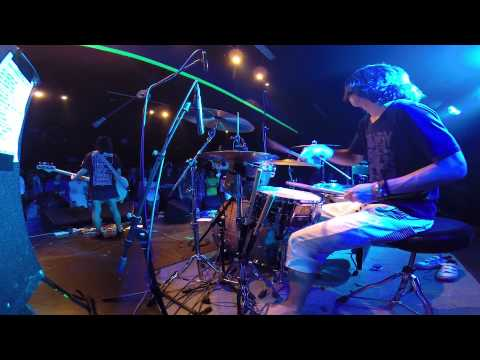 "tricot 99.974℃"" DrumCam(GoPro) @Asia Tour in HongKong"
