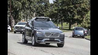 Uber Self-Driving Cars are Back on the Road