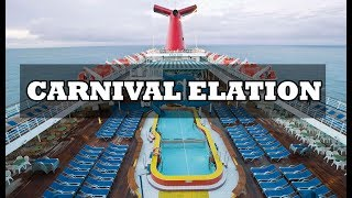 Carnival Elation tour - Pros & Cons